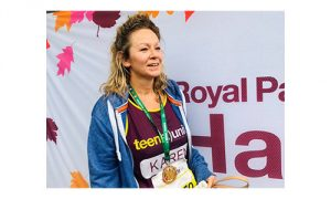 Team HB Accountants run Royal Parks for Teens Unite Fighting Cancer