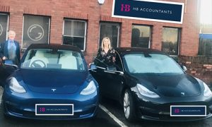 HB Accountants Keith and Karen have chosen electric company cars to save tax