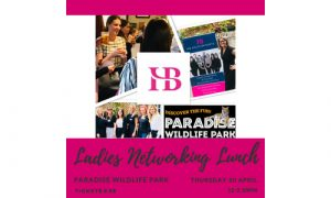 HB Accountants Networking Ladies Lunch April 2020